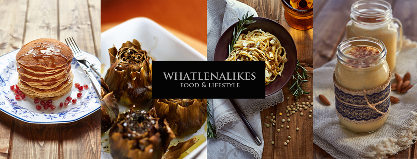 WhatLenaLikes Blog de recetas vegetarianas